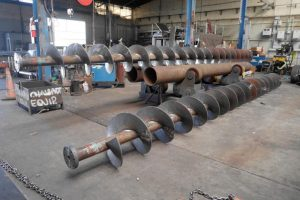 Drilling Equipment: Augers and Custom Drilling Equipment
